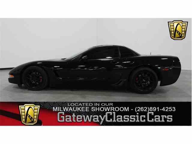 2002 Chevrolet Corvette | 951468