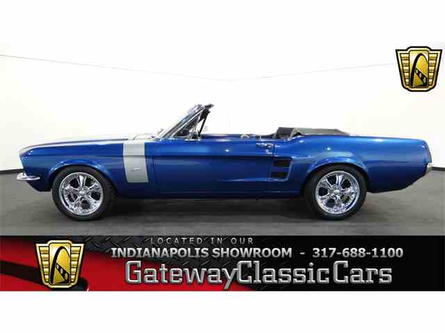 1967 Ford Mustang | 951476