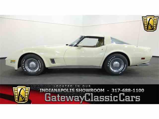 1981 Chevrolet Corvette | 951480
