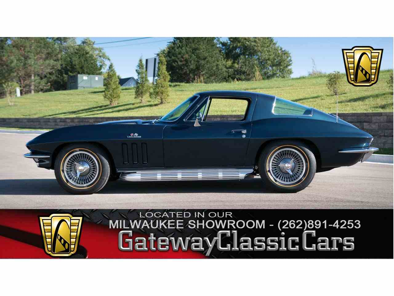 Large Picture of '66 Corvette - KE61