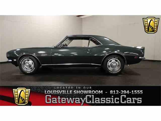 1968 Chevrolet Camaro | 951488