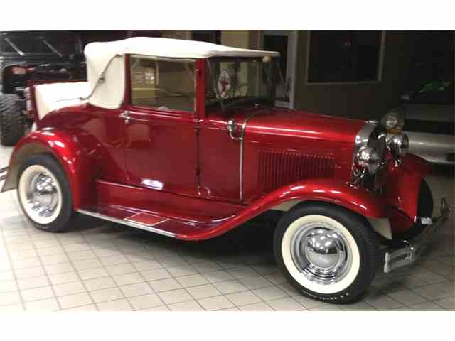 1931 Ford Cabriolet | 950149