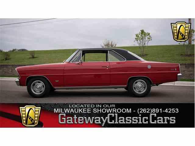 1967 Chevrolet Chevy II | 951498