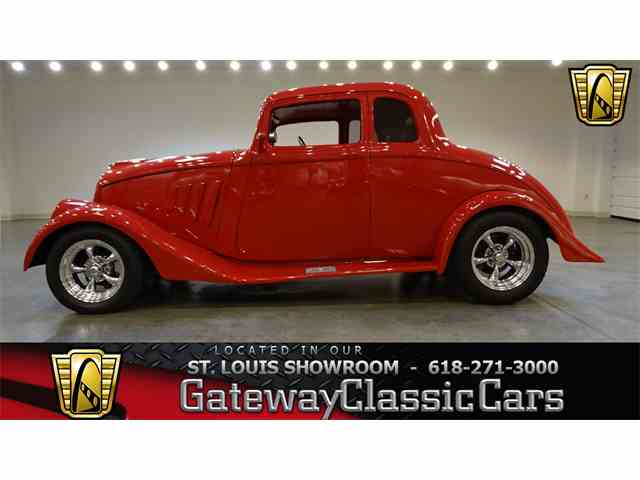 1933 Willys 77 | 951505
