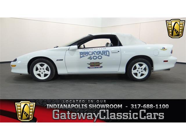 1997 Chevrolet Camaro   951508