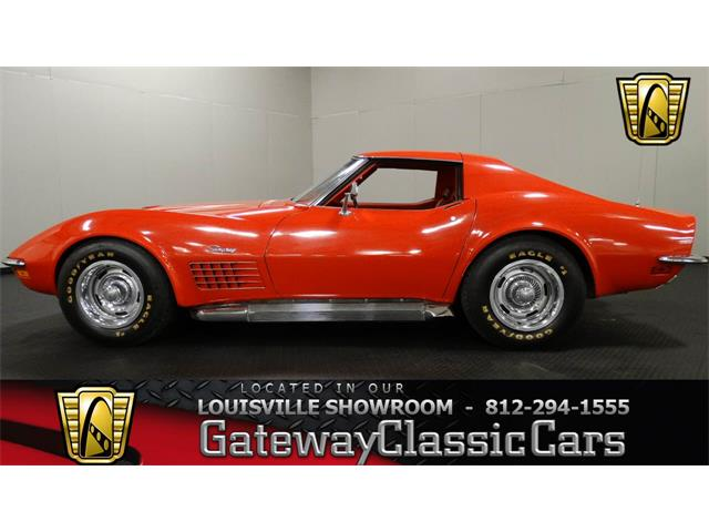1971 Chevrolet Corvette | 951513