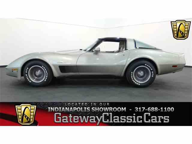 1982 Chevrolet Corvette | 951525