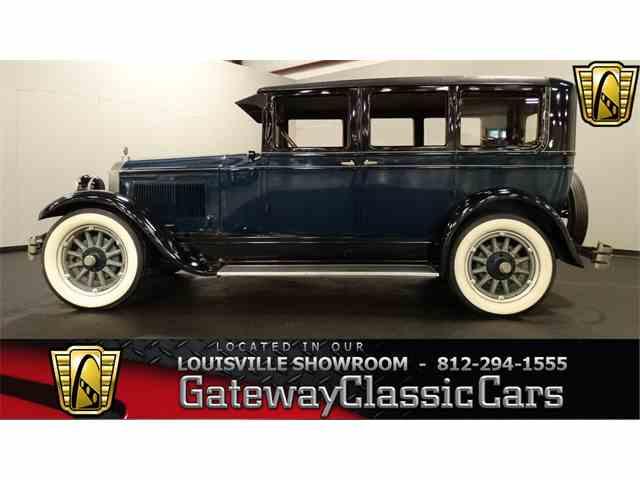 1926 Buick Model 50 | 951526