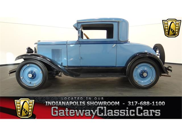 1929 Chevrolet 3-Window Pickup | 951534