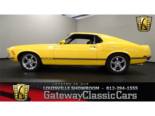 1970 Ford Mustang | 951538