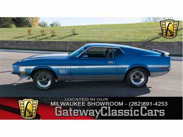 1972 Ford Mustang   951547