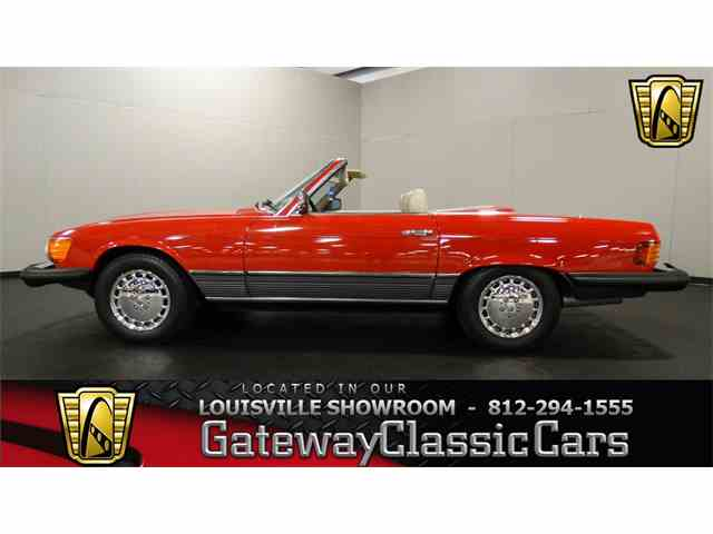 1978 Mercedes-Benz 450SL | 951554