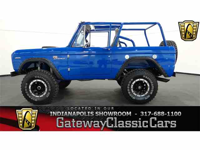 1969 Ford Bronco | 951559