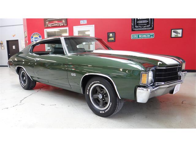 1972 Chevrolet Chevelle SS | 950156