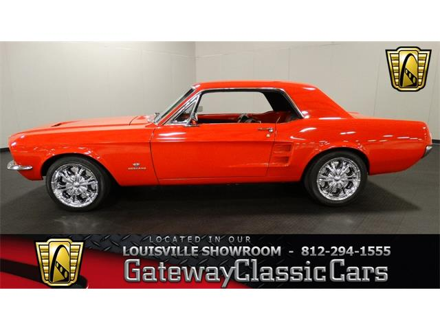 1967 Ford Mustang | 951566