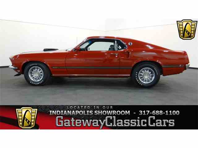 1969 Ford Mustang | 951578