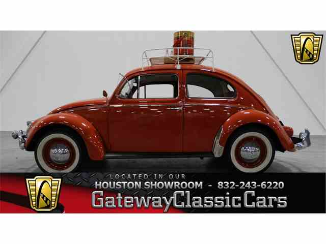 1960 Volkswagen Beetle | 951592