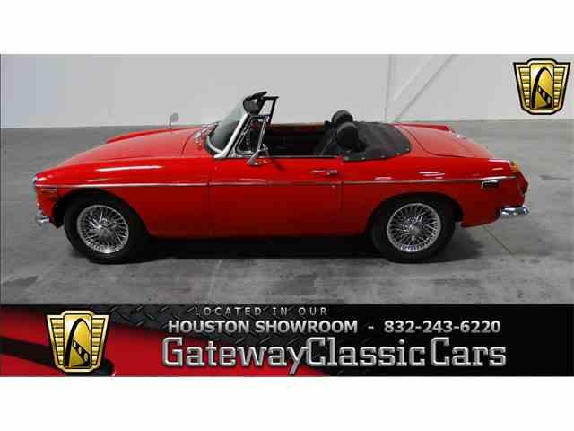1972 MG MGB | 951593