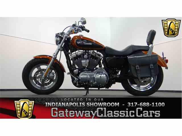 2011 Harley Davidson XL1200C | 951607