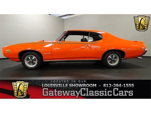1969 Pontiac GTO | 951621