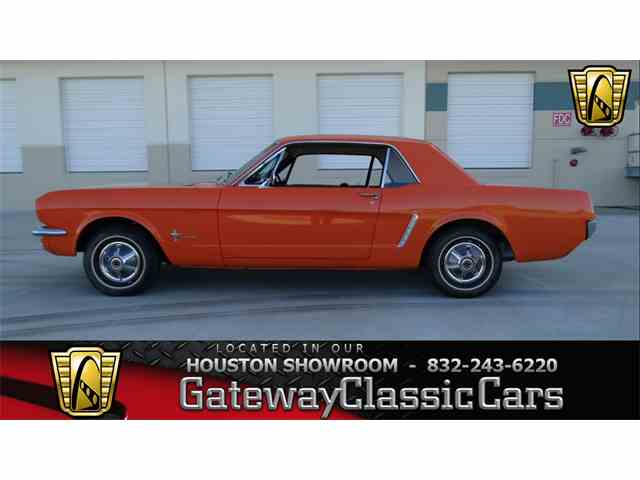 1965 Ford Mustang | 951629