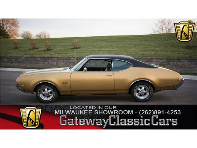 1969 Oldsmobile 442 | 951630