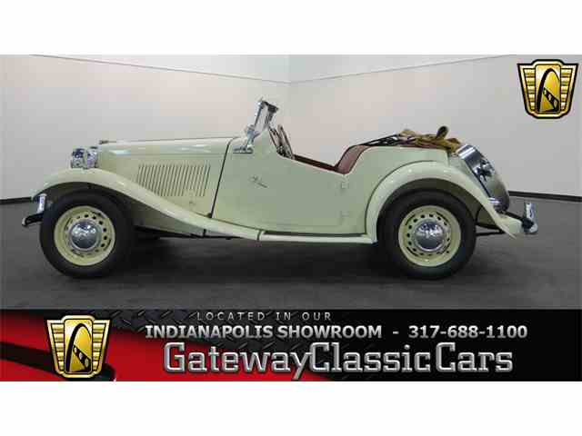 1953 MG TD | 951644