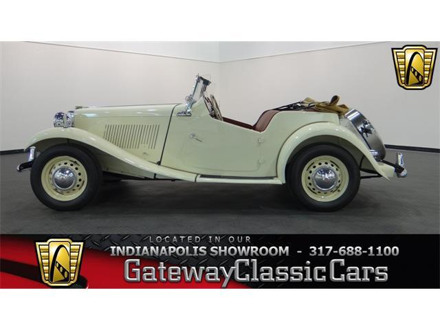 1953 MG TD   951644