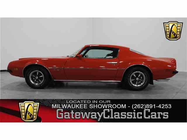 1974 Pontiac Firebird Formula | 951650