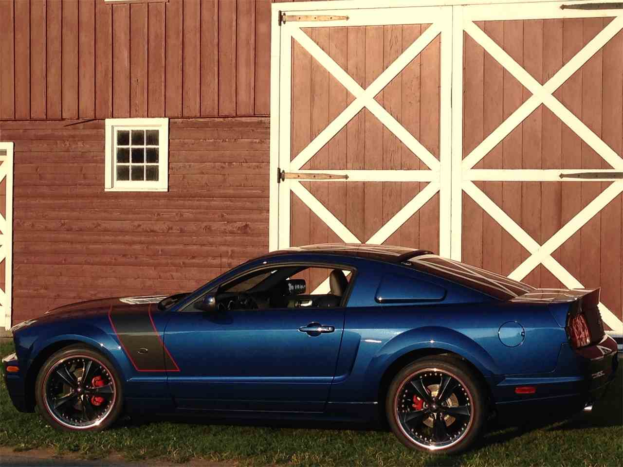 Large Picture of 2006 Mustang - KD5J