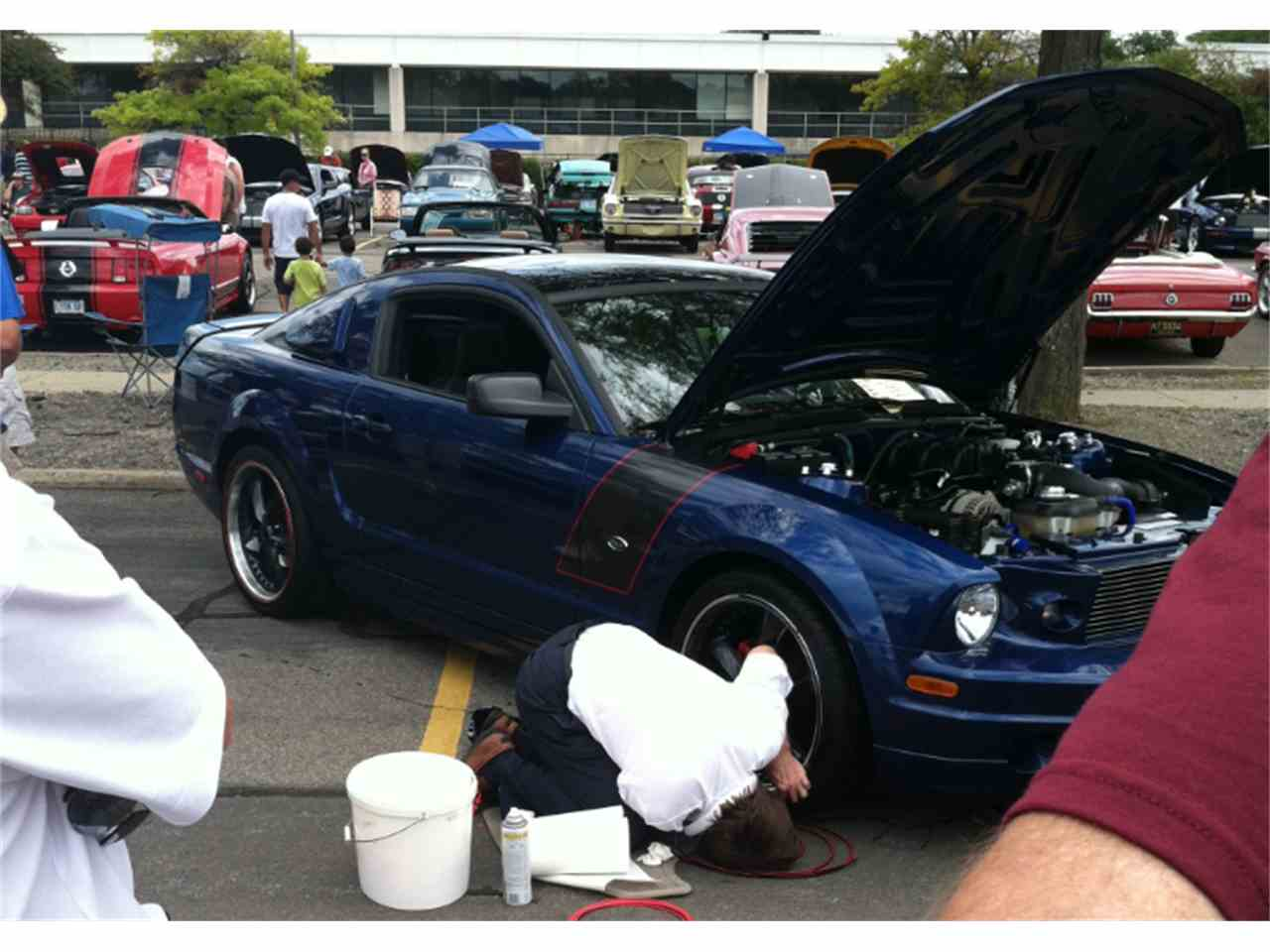 Large Picture of 2006 Mustang located in Michigan - KD5J