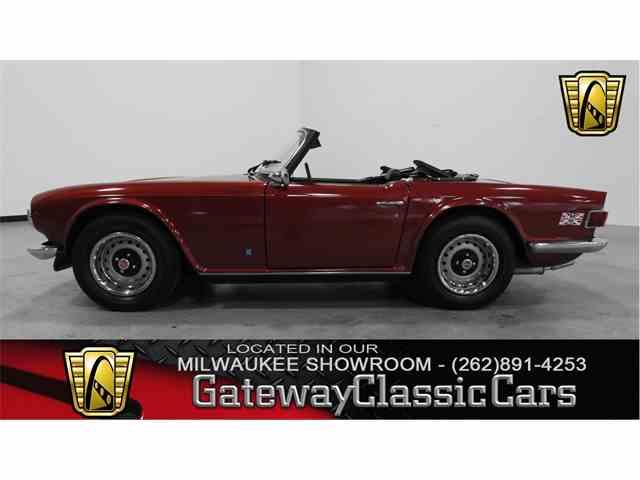 1973 Triumph TR6 | 951671