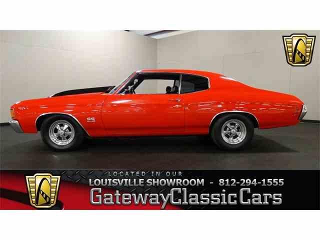 1972 Chevrolet Chevelle | 951672