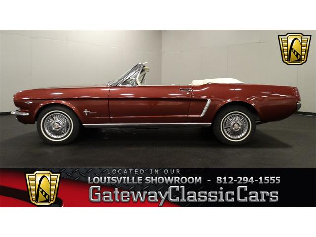 1965 Ford Mustang   951673