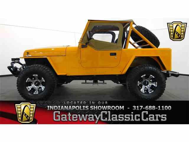 1990 Jeep Wrangler | 951679