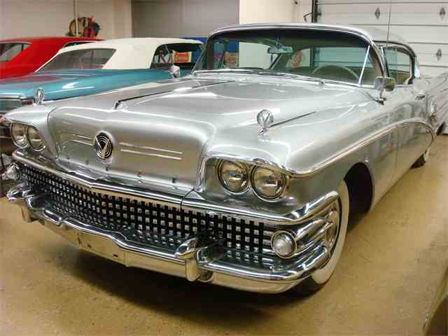 1958 Buick Super Riviera | 950169
