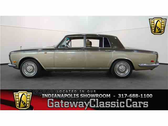 1970 Rolls-Royce Silver Shadow | 951692