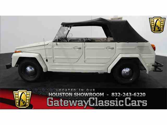 1973 Volkswagen Thing | 951694