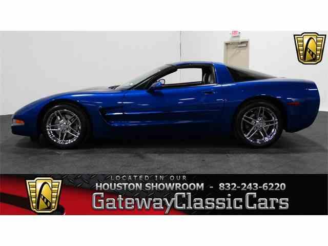 2002 Chevrolet Corvette | 951711