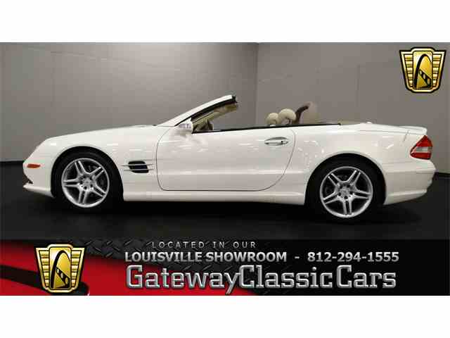 2008 Mercedes-Benz SL55 | 951716
