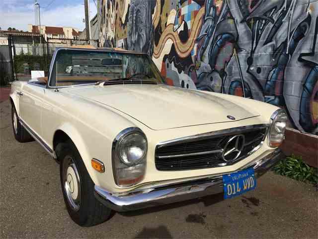 1968 Mercedes-Benz 280SL | 950172