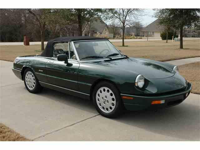 1993 Alfa Romeo Spider   951723