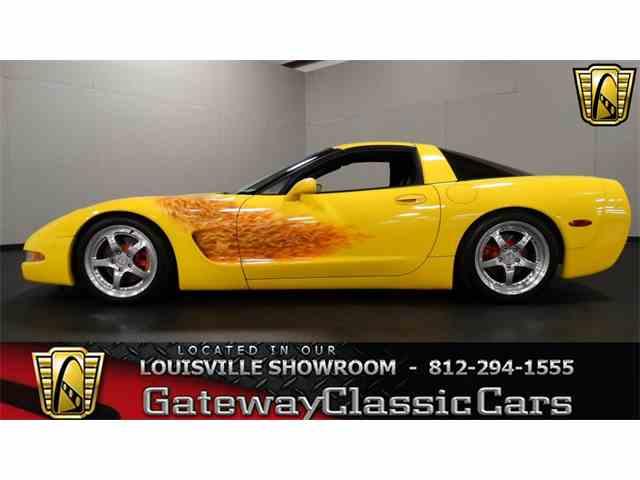 2001 Chevrolet Corvette | 951728