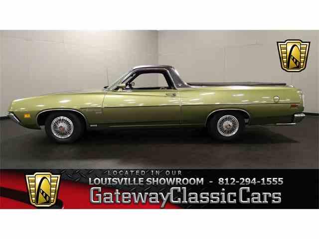 1970 Ford Ranchero | 951729