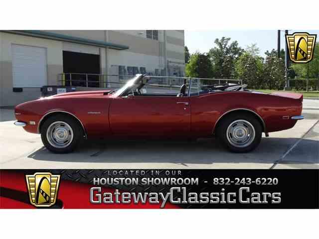 1968 Chevrolet Camaro | 951741