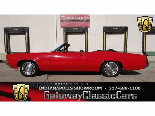 Picture of Classic '69 Delta 88 located in Indiana Offered by Gateway Classic Cars - Indianapolis - KEDJ