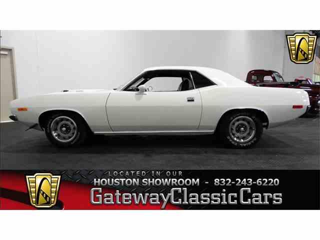 1972 Plymouth Cuda | 951759