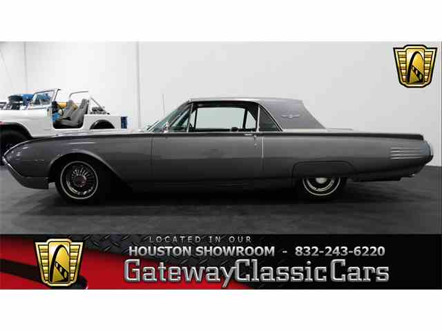 1961 Ford Thunderbird   951760