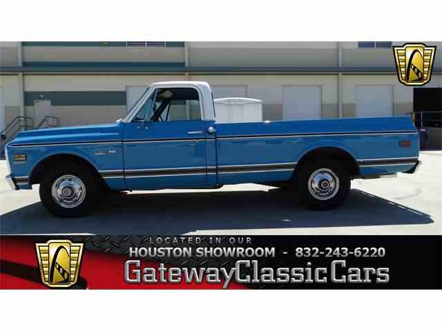 1972 Chevrolet C/K 10 | 951769