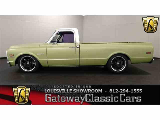 1972 Chevrolet C/K 10 | 951786